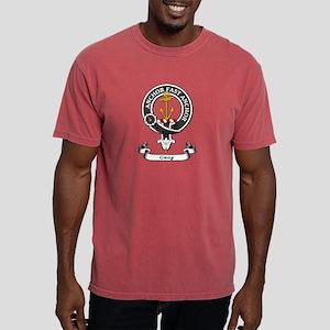 Badge-Gray [Perth] Mens Comfort Colors Shirt